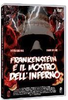 La copertina di Frankenstein e il mostro dell'inferno (dvd)