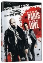 La copertina di From Paris with Love - special edition (dvd)