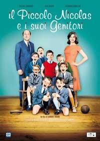 La copertina di Il piccolo Nicolas e i suoi genitori (dvd)