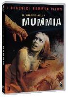 La copertina di Il sudario della mummia (dvd)