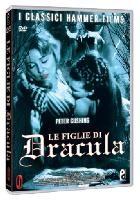 La copertina di Le figlie di Dracula (dvd)