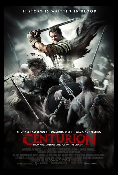 La locandina di Centurion