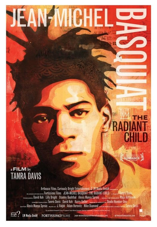 La locandina di Jean-Michel Basquiat: The Radiant Child
