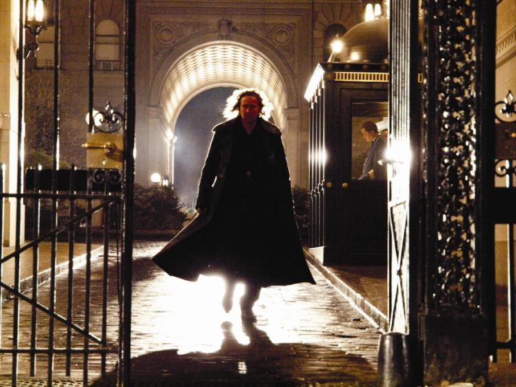 Nicolas Cage nei panni di Balthazar nel film L'apprendista stregone