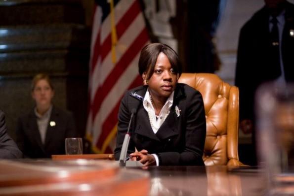 Viola Davis nel film Giustizia privata