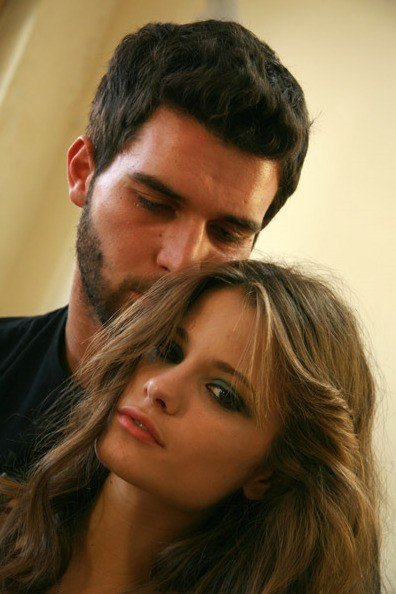 Andrea Iervolino e Giulia Gorietti, sfortunati protagonisti di Prigioniero di un segreto