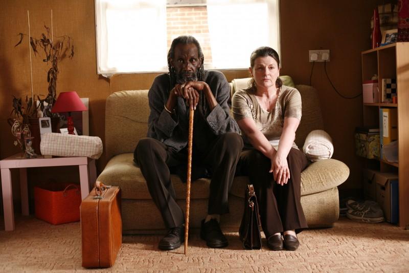 Brenda Blethyn e Sotigui Kouyate, protagonisti del film London River