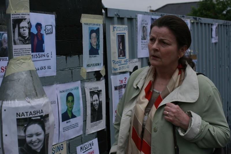 Brenda Blethyn interpreta Elisabeth nel film London River