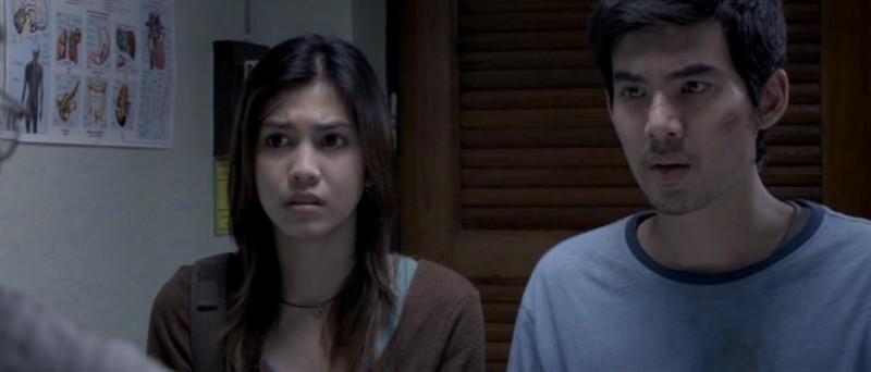 Chantavit Dhanasevi e Vorakan Rojchanawat, protagonisti dell'horror Coming Soon