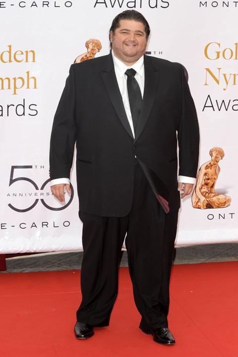 Jorge Garcia al Monte Carlo Television Festival 2010