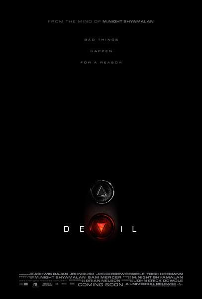 La locandina di Devil