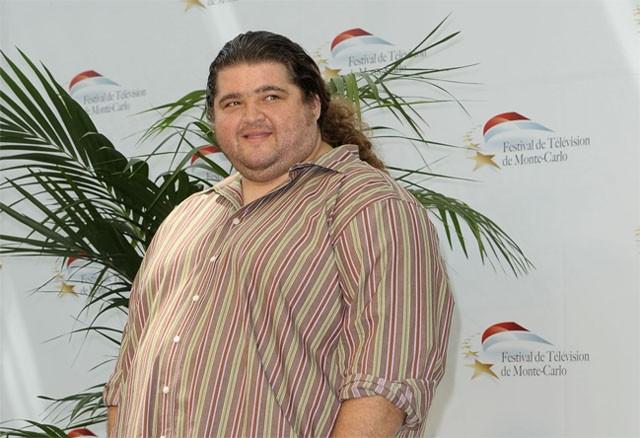 La star di Lost Jorge Garcia al Monte Carlo Television Festival 2010