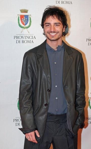 Nicolas Vaporidis ai Telegatti, nel 2007