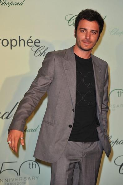 Nicolas Vaporidis al party Chopard organizzato a Cannes, nel 2010