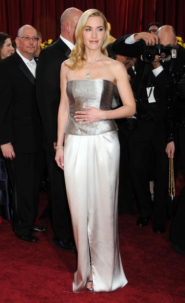 Kate Winslet sul Red Carpet degli Academy Awards 2010