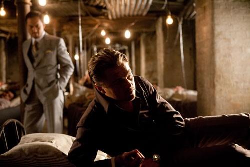 Ken Watanabe e Leonardo DiCaprio in una scena di Inception