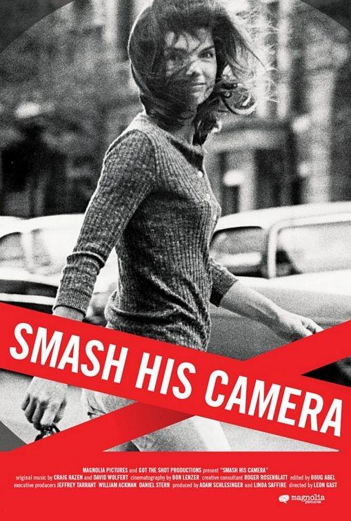 La locandina di Smash His Camera