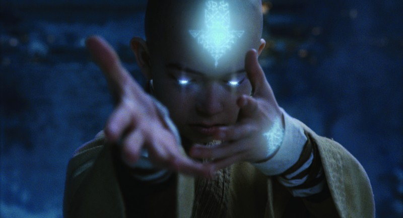 Noah Ringer, protagonista del fantasy The Last Airbender