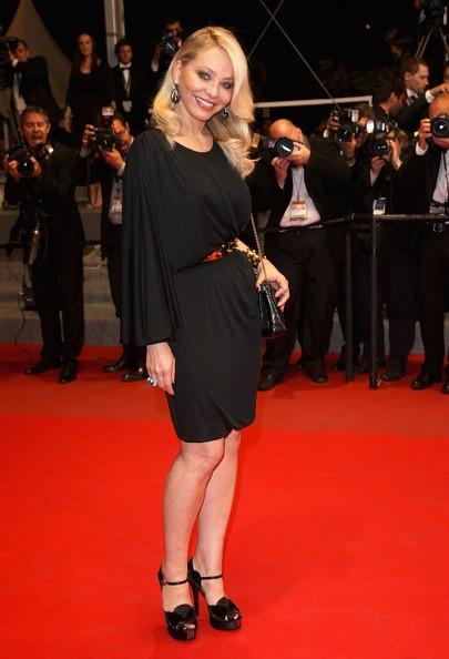 Ornella Muti a Cannes 2010