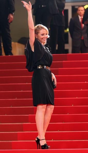 Ornella Muti al Festival di Cannes 2010