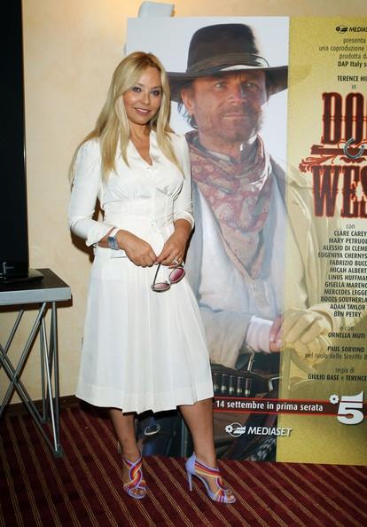Ornella Muti alla presentazione di Doc West a Venezia 2009