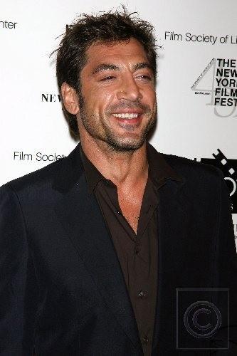 Un sorridente Javier Bardem