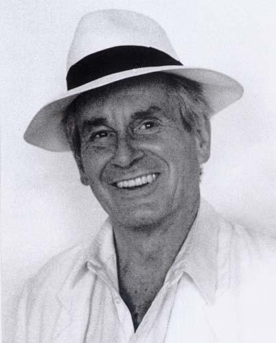 Un sorridente Renzo Martini