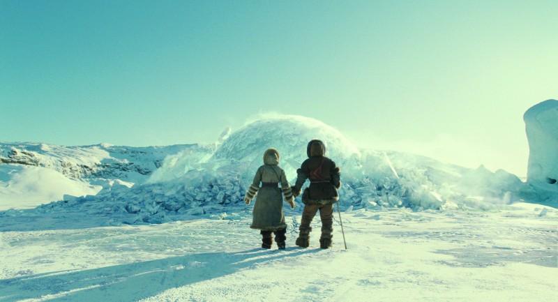 Una magica sequenza del film The Last Airbender