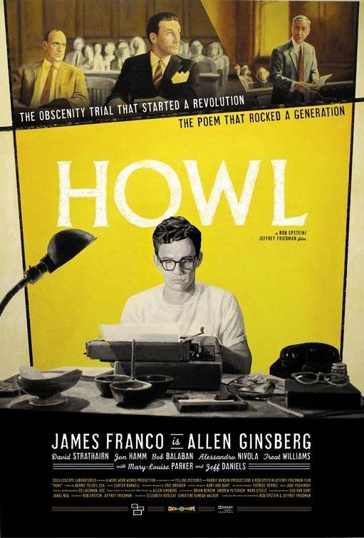 La locandina di Howl