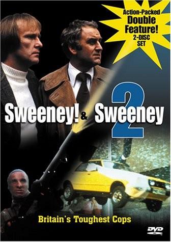 La locandina di La squadra speciale dell'ispettore Sweeney