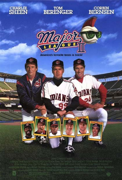 La locandina di Major League - la rivincita