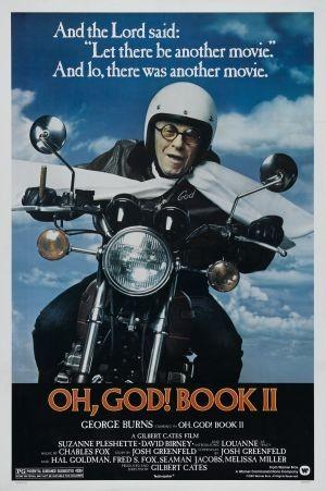 La locandina di Oh, God! Book II