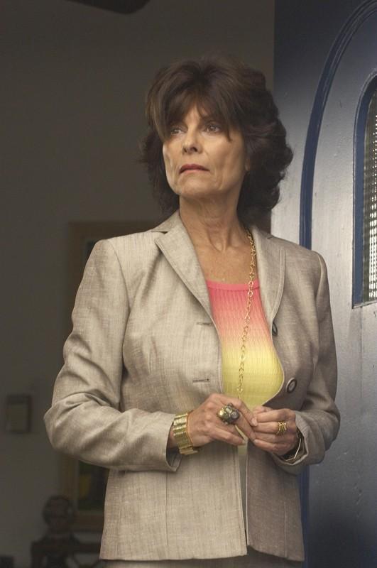 Adrienne Barbeau in un momento dell'episodio Una Vita da Sogno di Dexter