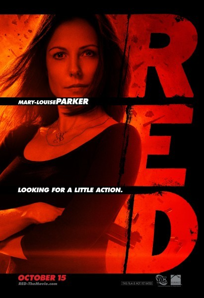 Character poster per Mary-Louise Parker in Red