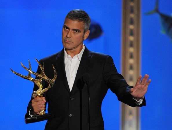 George Clooney ai Guys Choice Awards