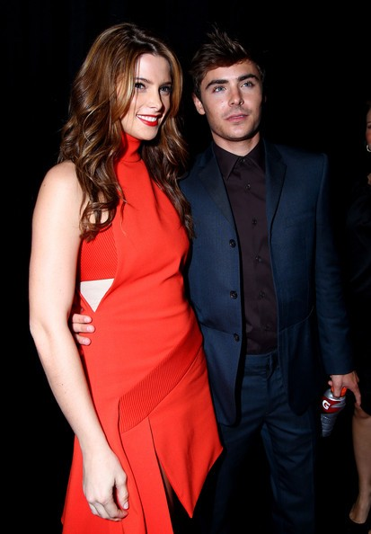 Ashley Greene con Zac Efron agli Espy Awards