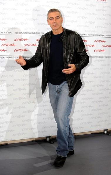 Festival di Roma 2009:  George Clooney è la star di Tra le nuvole