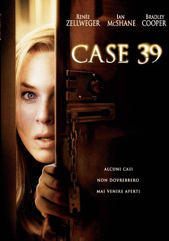 La copertina di Case 39 (dvd)