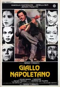 La copertina di Giallo napoletano (dvd)