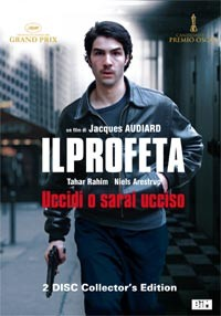 La copertina di Il profeta (dvd)