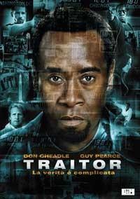 La copertina di Traitor (dvd)