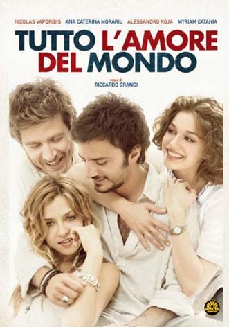 La copertina di Tutto l'amore del mondo (dvd)
