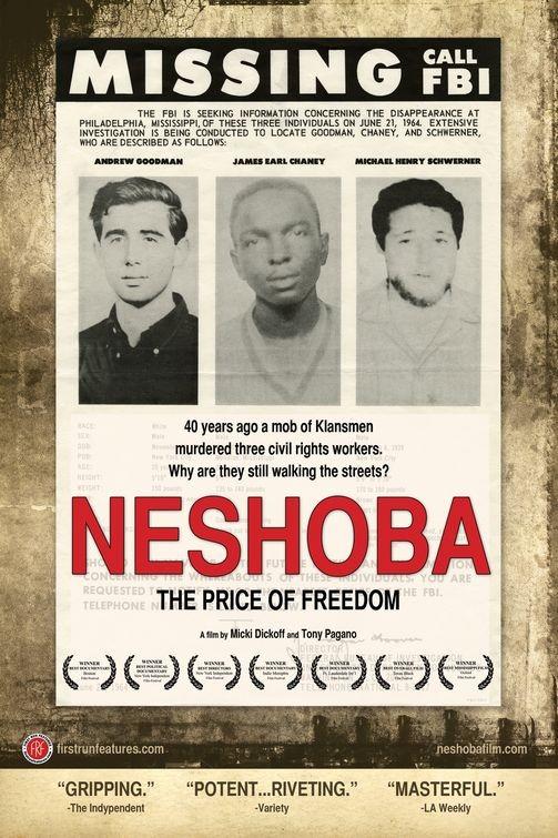 La locandina di Neshoba