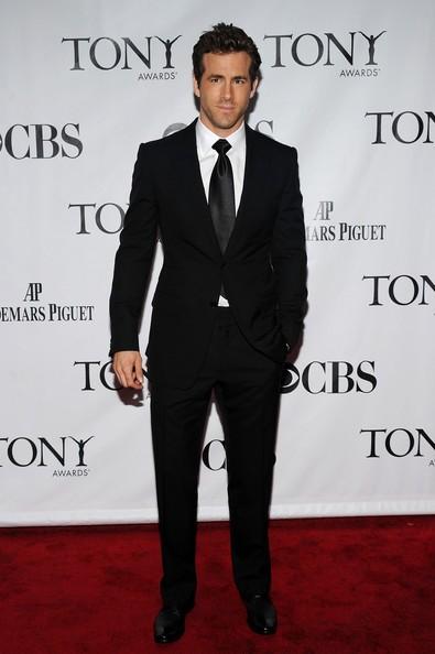 Ryan Reynolds alla 64esima edizione dei Tony Awards
