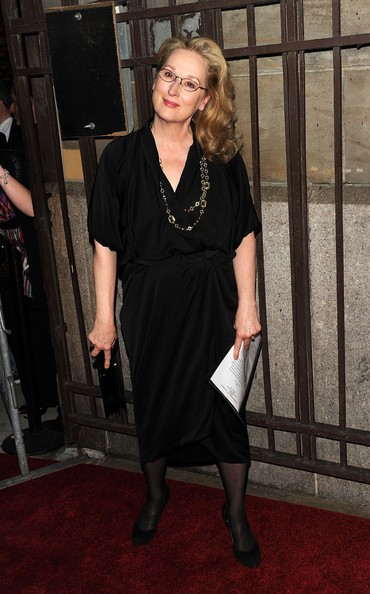 Meryl Streep a New York