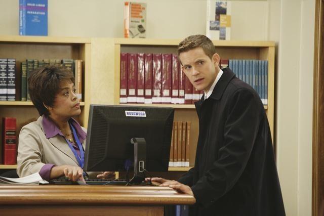 Bryce Johnson nell'episodio The Perfect Storm di Pretty Little Liars