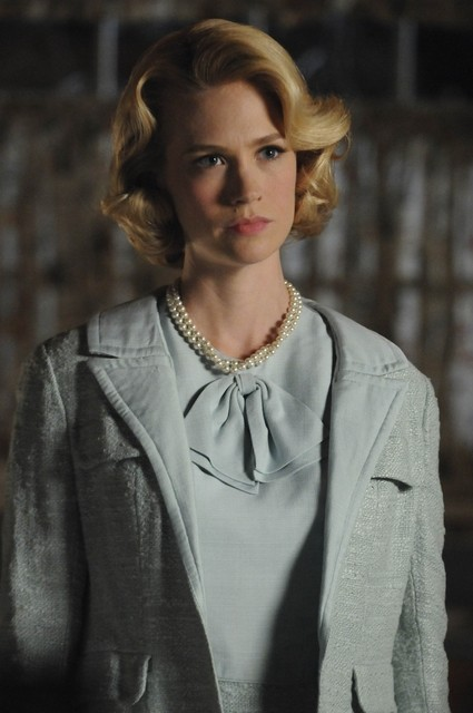 January Jones nell'episodio Public Relations di Mad Men