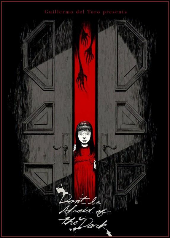 La locandina di Don't Be Afraid of the Dark