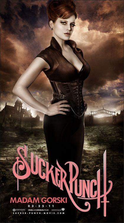Character Poster per Sucker Punch - Madam Gorski