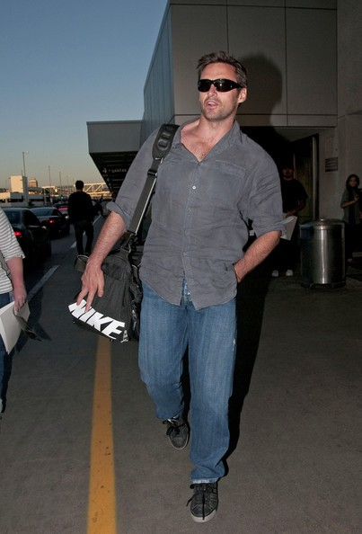 Hugh Jackman a Los Angeles
